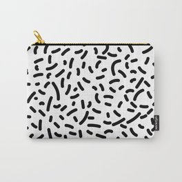 Memphis Candy B&W Carry-All Pouch