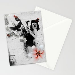 Lolly Crow Stationery Cards