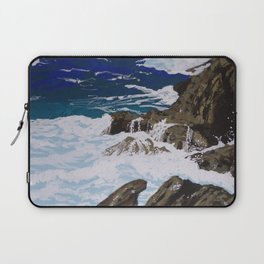 Coastal Falls Laptop Sleeve