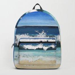 Beach Crash Backpack