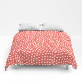 Living Coral Samekomon Spring Comforters