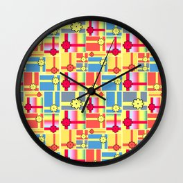 Christmas gifts Wall Clock