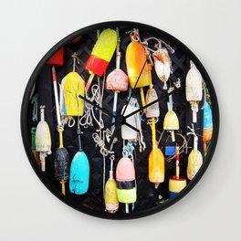 oh Buoy! Wall Clock