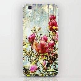 OPPOSITE LOVE - Rusted Magnolia Tree - (decrepit beauty) iPhone Skin