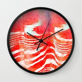 Tracy Porter / Poetic Wanderlust: Dazzle 'em, Darlin' (print) Wall Clock