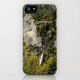 Marienbrücke iPhone Case