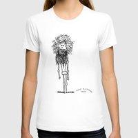 sasquatch T-shirts featuring SASQUATCH by Maddy Ellwanger