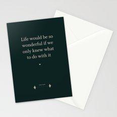 Greta Garbo Stationery Cards