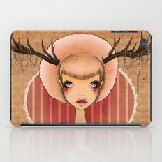 Wicked Pearls iPad Case