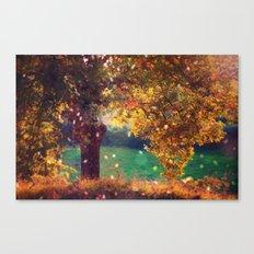 ten million fireflies Canvas Print