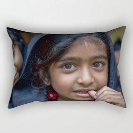 For sure Rectangular Pillow