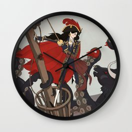 Nautical Matador Wall Clock