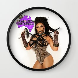 Dragnation SA  - Kween Kong Wall Clock