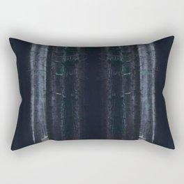They always watch Rectangular Pillow