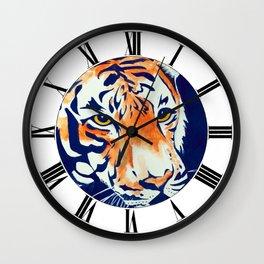 Auburn (Tiger) Wall Clock