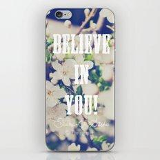 Perpetuous dreamer iPhone & iPod Skin