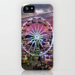 Around and Around iPhone Case