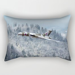 A Vulcan Christmas Rectangular Pillow
