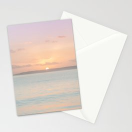 Tranquil Dawn Stationery Cards