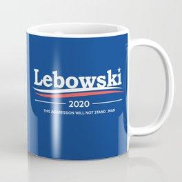 Lebowski 2020 Coffee Mug