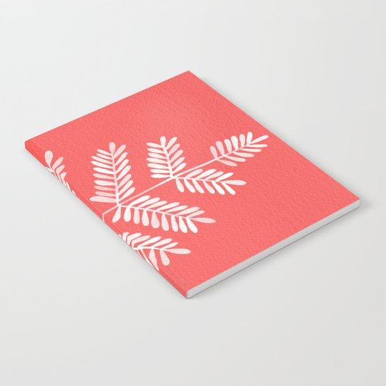 Melon Leaflets Notebook