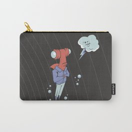Sharkbait: A Journey Through Time and Space Carry-All Pouch