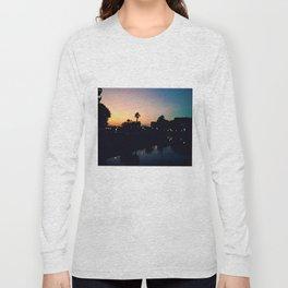 Sunset fever Long Sleeve T-shirt