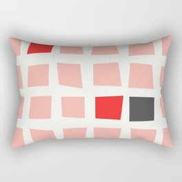 square stones Rectangular Pillow