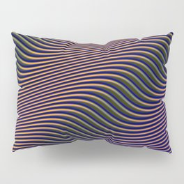 Fancy Curves II Pillow Sham
