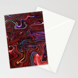 Liquefied 5 Stationery Cards