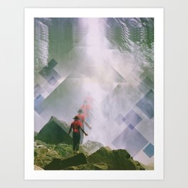 Yosemite Dream Art Print