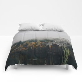 Bridge of the Gods Comforters