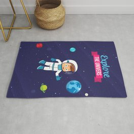Explore the Univers Rug