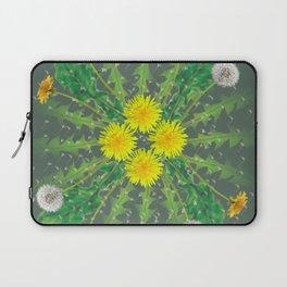 Dandelion Cycle Laptop Sleeve