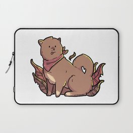 supportive dog 4 Laptop Sleeve