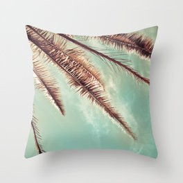 Sea breeze - Landscape Photography #Society6 Throw Pillow