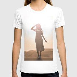 scorching heat T-shirt
