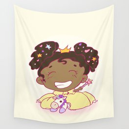 Lil´Princess Giddy-Up! Wall Tapestry
