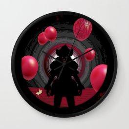 IT Clown - You'll float too Wall Clock