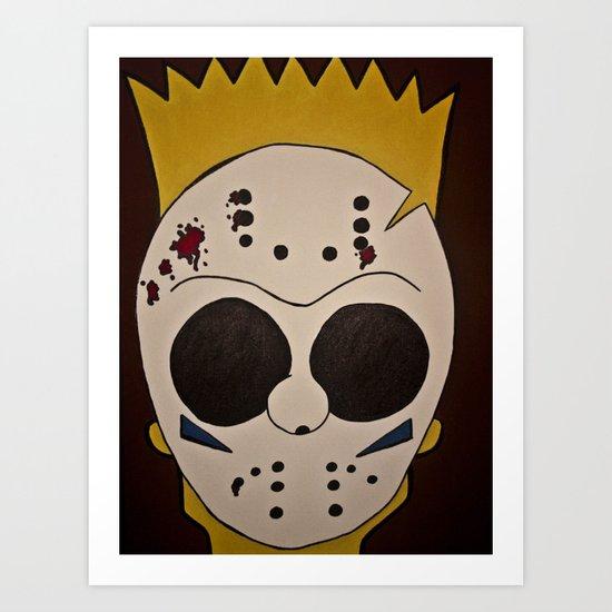 Bart Vorhees Art Print