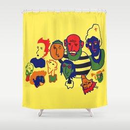 Gentuza Shower Curtain