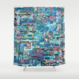 Other Half Shower Curtain