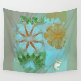 Escapeway Pipe Dream Flower  ID:16165-052313-72470 Wall Tapestry