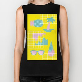 ICE CREAM DREAM Biker Tank