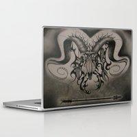 ram Laptop & iPad Skins featuring RAM by ERINN CALLA LYONS