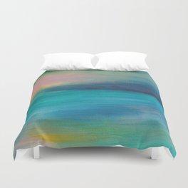Ocean Sunrise Series, 4 Duvet Cover