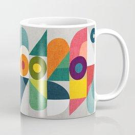 Tick Tock Machine Coffee Mug
