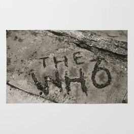 The Who Rug