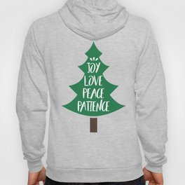 Tree of Christmas Present Hoody