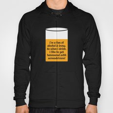Irony & Screwdrivers Hoody